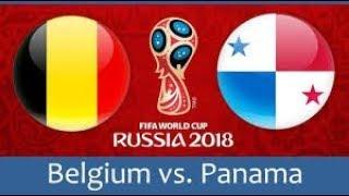 Belgium vs panama all goals 18/06/2018