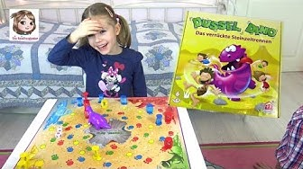 DUSSEL DINO - Verrückter Dinosaurier dreht durch! Aktionsspiel für Kinder | Spiel House