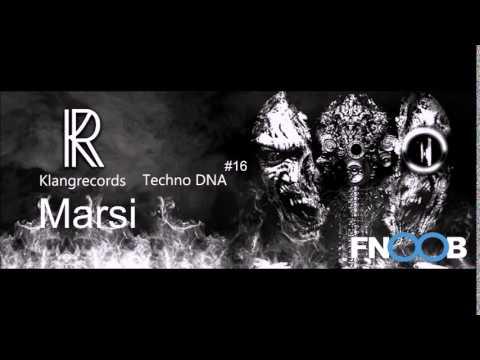 Techno DNA by Klangrecords #16 - Marsi (FNOOB Techno Radio)