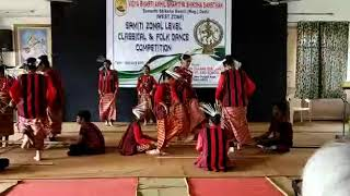 Samiti zonal level Classical Dance of Mizoram..