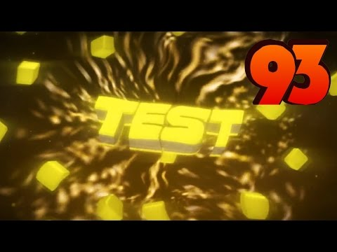 TOP 10 Blender Intro Template #93 + Free...