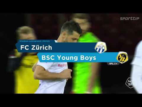 Zurich Young Boys Goals And Highlights