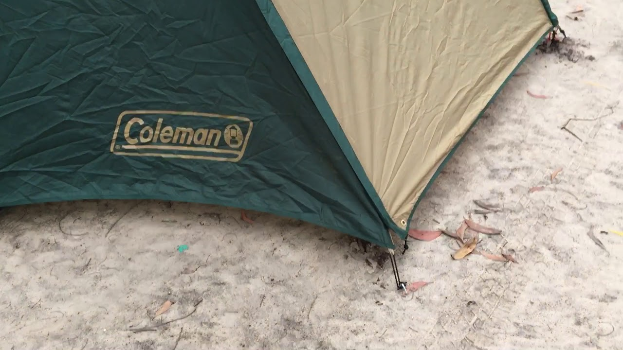 Coleman BC Wide Dome Tent Review By Outdoor Stuff For U 3 & Coleman BC Wide Dome Tent Review By Outdoor Stuff For U 3 - YouTube
