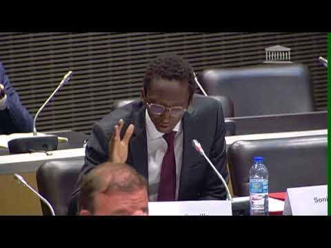 Question sur le CETA, commission des Affaires étrangères
