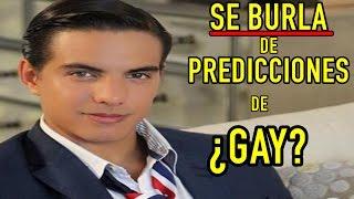 Vadhir Derbez ROMPE EL SILENCIO y HABLA de HOMOSEXUALIDAD