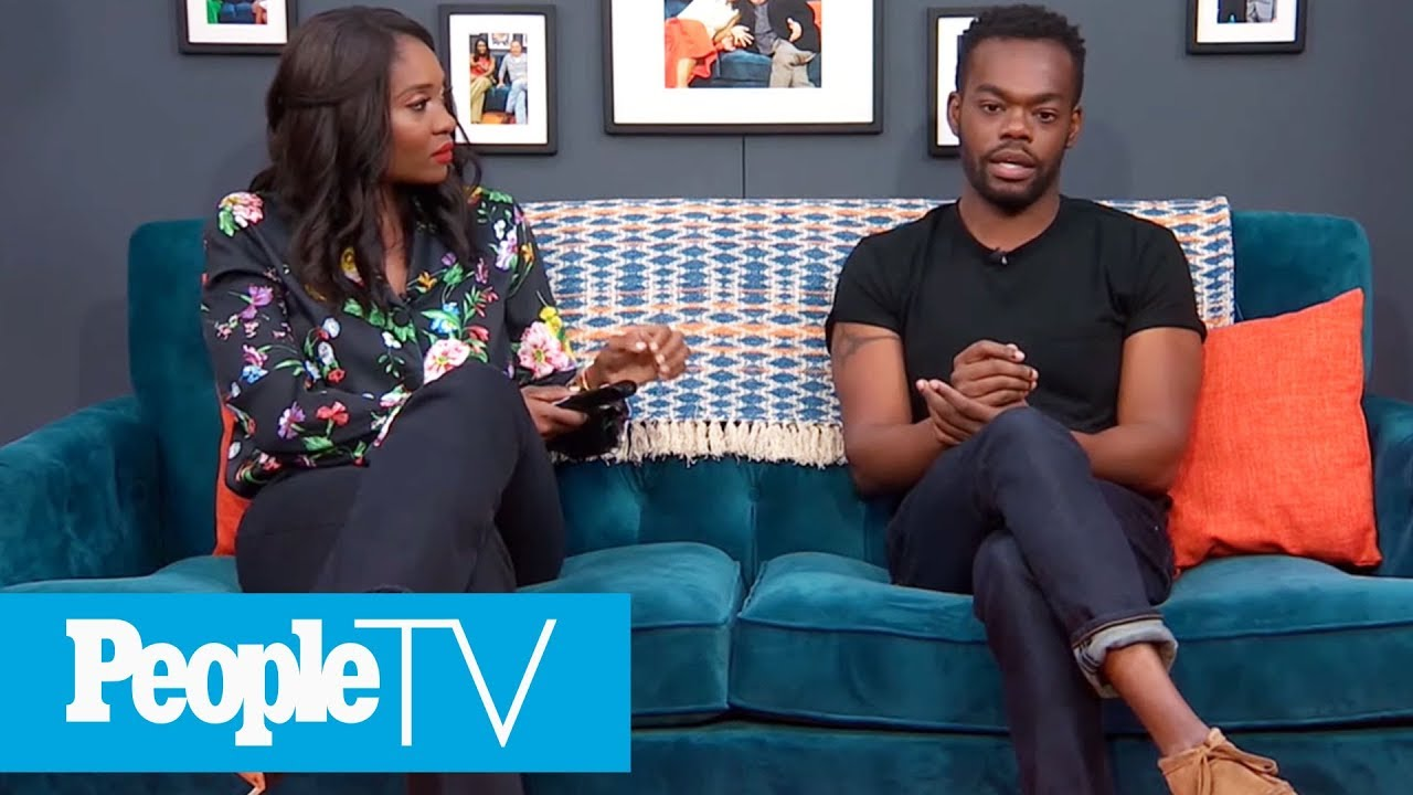 William Jackson Harper On Preparing For Upcoming Role On Jack Ryan | PeopleTV