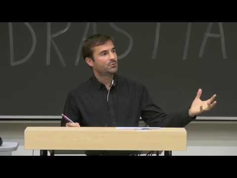 Conférence Adrastia-Unipoly de Vincent Mignerot à l'Université de Lausanne (UNIL) - 06.05.19