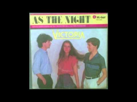 """""""As The Night""""  -  Victoria"""