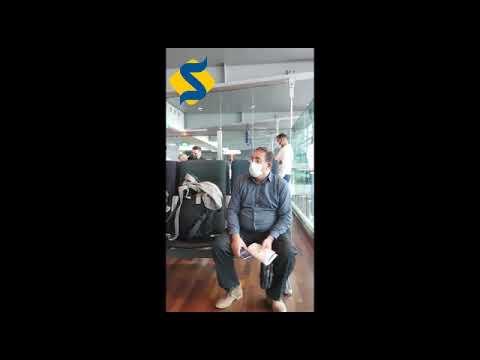 عاجل: جسم غريب في مطار ستوكهولم يثير الرعب بين الركاب.. والدفع بالشرطة والإسعاف