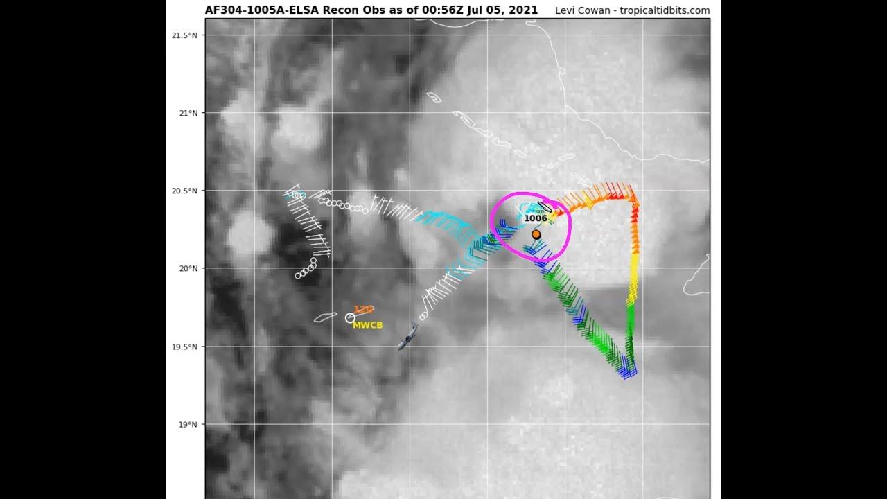 [Sunday Night] Elsa Approaching Cuba; Impacts to Florida will Begin Monday