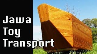 Jawa Toy Transport Sandcrawler Wagon - Star Wars Day 2015