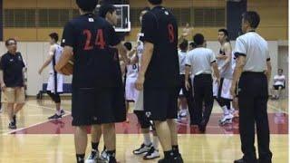 バスケ日本代表が乱闘寸前、韓国軍隊チームともみ合い スポニチアネック...
