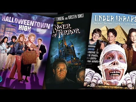 13 Best Halloween Disney Channel Movies
