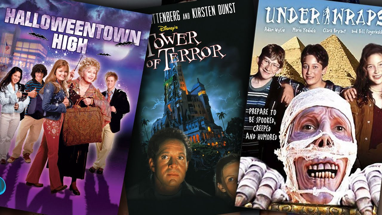 13 best halloween disney channel movies youtube