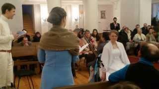 свадебная викторина для жениха и невесты