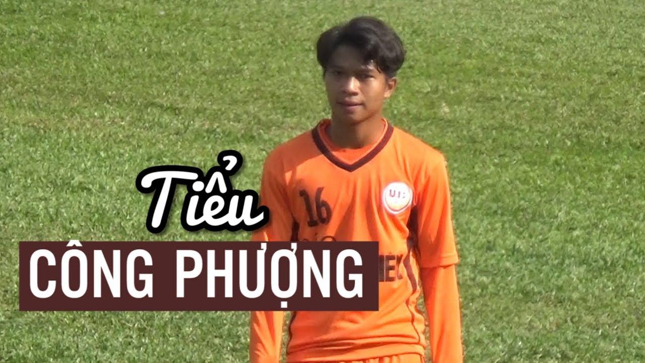 Những pha đi bóng kỹ thuật của TIỂU CÔNG PHƯỢNG ở SHB Đà Nẵng