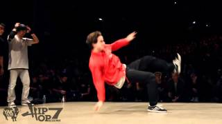 Hip Opsession 7 Bboy 3on3 Final Battle 2011 - Thesis