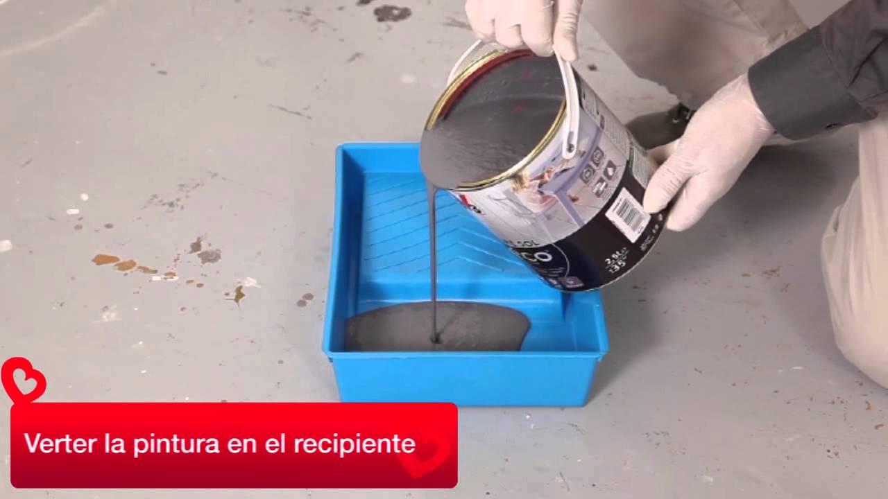 Pintar piso youtube - Como pintar un piso pequeno fotos ...