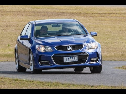 Holden VF Series II SV6: Video Review