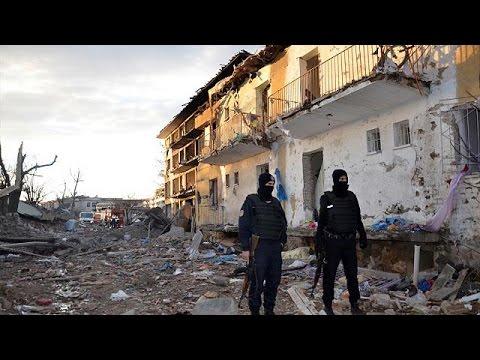 Diyarbakır Saldırısında ölenlerin Sayısı 6'ya Yükseldi
