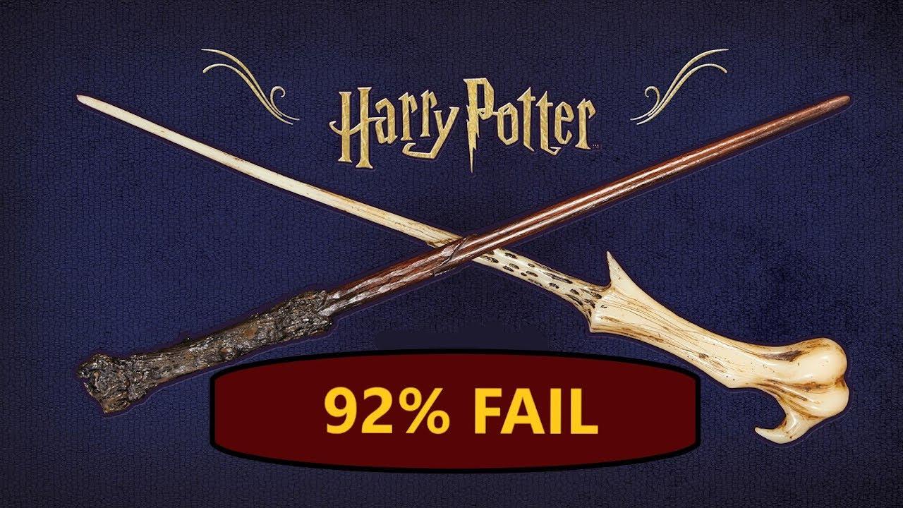 Harry Potter Zauberstab Quiz Youtube