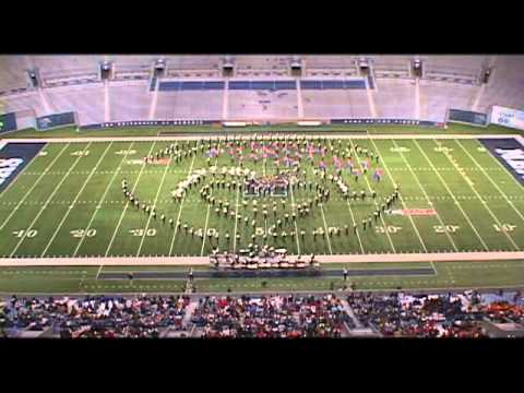 2010 Houston High School Band