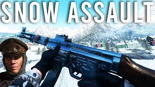 Snow Assault - Battlefield 5
