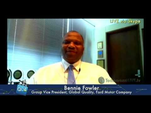 Bennie Fowler Interview, As Seen On Quality Digest LIVE, February 22, 2013