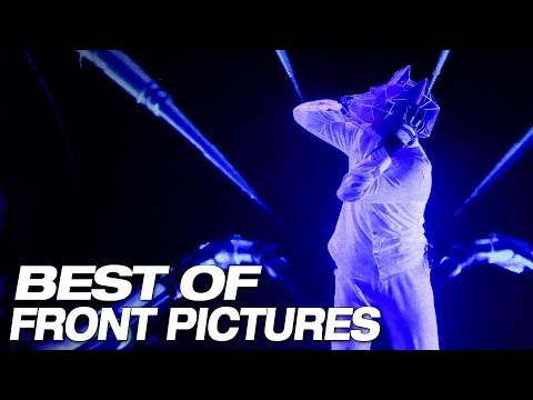 Mind Blowing Projection Art Auditions! - America's Got Talent 2018