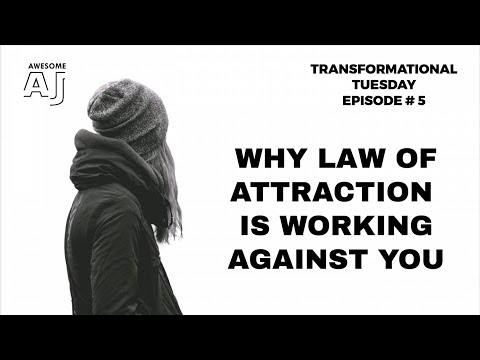 Law of Attraction Secret - Why Law of Attraction Isn't WORKING For You & How To Make It Work