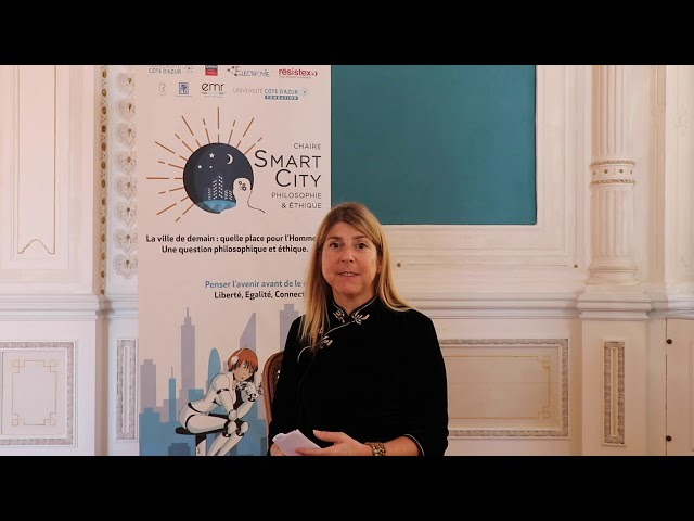 3 questions sur la Smart City - Isabelle Galy