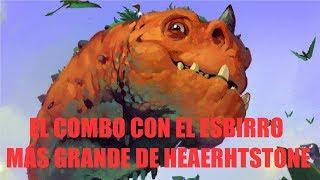 CHAMÁN ULTRACOMBO - NO ENFADÉIS AL ULTRASAURIO!!!