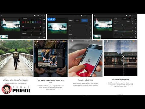 LIGHTROOM CC v.3.3 | APK | FULL FREE | Premium Features | Selection tools | PRESET | MOBILE