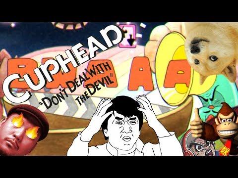 KEEP IT TOGETHER, KEEP IT TOGETHER, KEEP IT TOGETHER!!! | Cuphead - Part 4