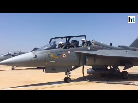'Wonderful aircraft': Army chief Bipin Rawat after flying HAL-made Tejas jet