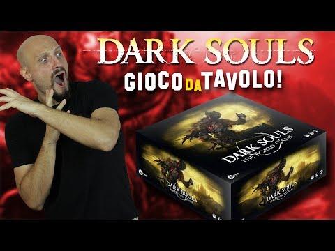 Dark Souls Gioco Da Tavolo Comprato