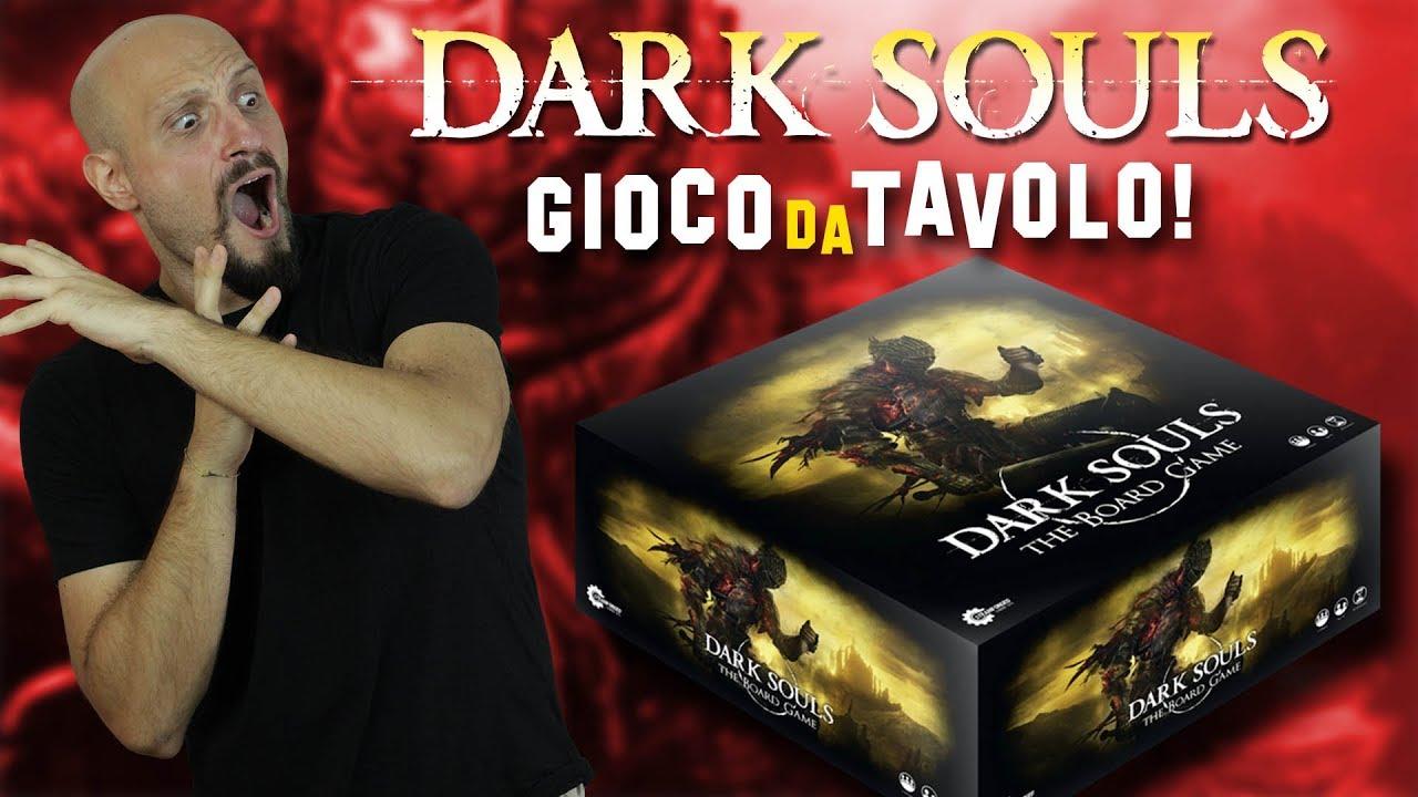 Dark souls gioco da tavolo comprato youtube - Gioco da tavolo dark souls ...