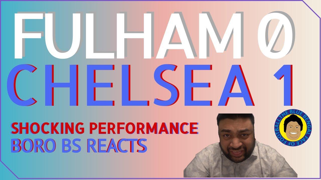 Player Ratings: Fulham 0-1 Chelsea   Premier League