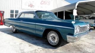 1964 Chevrolet Impala SS V8 Four-Speed