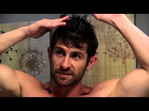 How To Cut Trim Shape Your Own Hair Medium Length Mens Hair