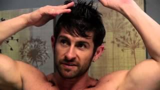 How to Cut, Trim, & Shape Your Own Hair: Medium Length Men's Hair thumbnail