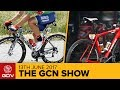 NEW Prototype Bikes & NEW Shimano Groupset - Tech Special | The GCN Show Ep. 231