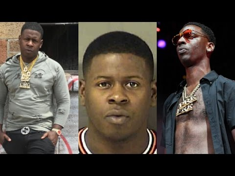 Blac Youngsta WARRANT BASED FROM YOUNG DOLPH LYRICS ON B*LLETPOOF ALLEGEDLY!!