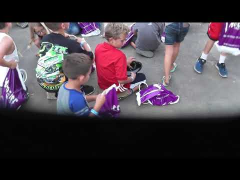 Sprint Car Challenge Kids Dash For Cash Placerville Speedway