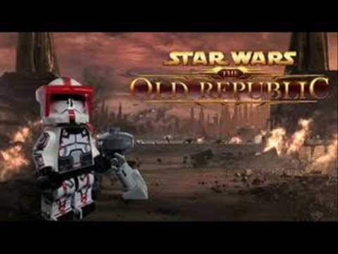 Lego star wars the old republic - YouTube