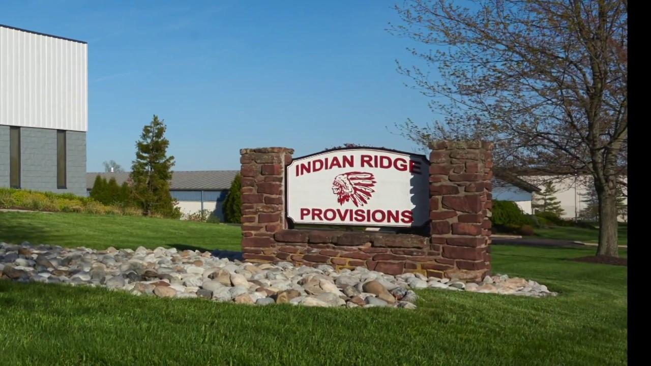 Indian Ridge Provisions Tour