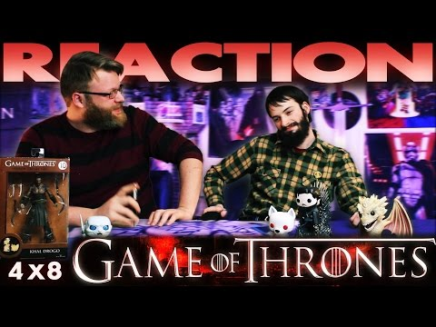 "Game of Thrones 4x8 REACTION!! ""The Mountain and the Viper"""