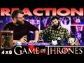 Game of Thrones 4x8 REACTION!! 'The Mountain and the Viper'