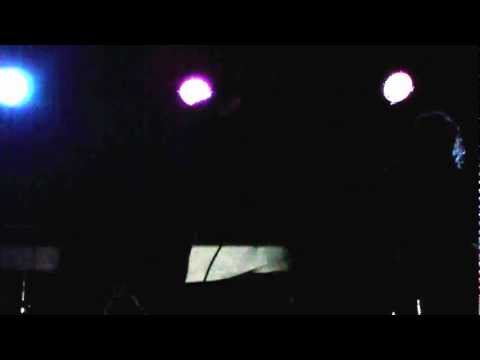 Grimes - Vanessa (Live at Mercury Lounge 3/23/2012)
