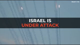 Israel Is Under Attack
